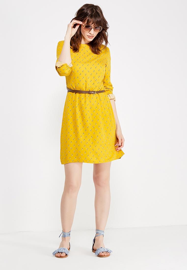 Платья Жёлтого Цвета