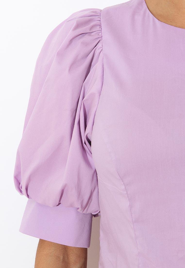 Блузка Фиоосеньвого Цвета