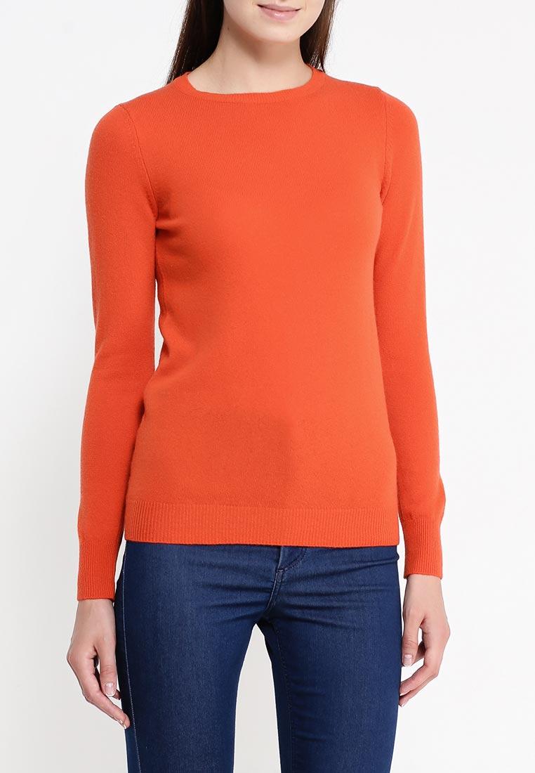Оранжевый Пуловер С Доставкой