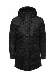 Парка, Antony Morato, цвет: черный. Артикул: AN511EMUTZ95. Мужская одежда / Верхняя одежда / Парки
