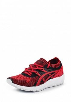 Кроссовки, ASICSTiger, цвет: красный. Артикул: AS009AUOUQ54. Женская обувь / Кроссовки и кеды