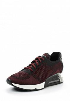 Кроссовки, Ash, цвет: бордовый. Артикул: AS069AWUIT72. Премиум / Обувь / Кроссовки и кеды