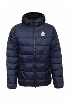 Куртка утепленная, Atributika & Club™, цвет: синий. Артикул: AT006EMLQI70. Мужская одежда / Верхняя одежда / Пуховики и зимние куртки