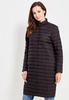 Пуховик, Baon, цвет: черный. Артикул: BA007EWWAR46. Женская одежда / Верхняя одежда / Пуховики и зимние куртки