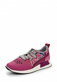 Кроссовки, Barracuda, цвет: фуксия. Артикул: BA056AWNXW51. Женская обувь / Кроссовки и кеды