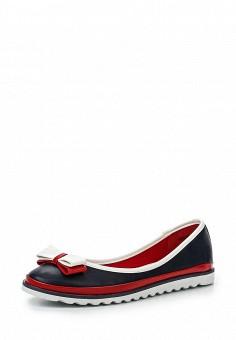 Балетки, Betsy, цвет: синий. Артикул: BE006AWQBU88. Женская обувь