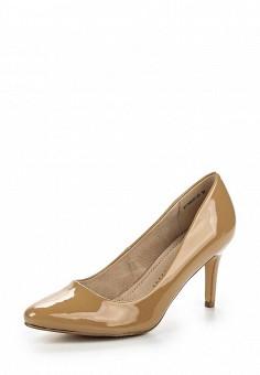 Туфли, Betsy, цвет: коричневый. Артикул: BE006AWQCC52. Женская обувь