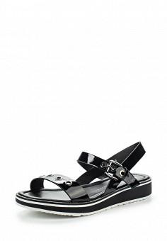 Сандалии, Betsy, цвет: черный. Артикул: BE006AWQCC83. Женская обувь