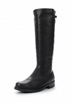 Сапоги, Bekerandmiller, цвет: черный. Артикул: BE054AWVSK29. Женская обувь / Сапоги