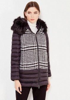 Пуховик, Bosideng, цвет: черный. Артикул: BO026EWVBC41. Премиум / Одежда / Верхняя одежда / Пуховики и зимние куртки
