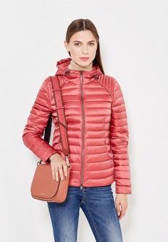 Пуховик, Bosideng, цвет: красный. Артикул: BO026EWVBC56. Премиум / Одежда / Верхняя одежда / Пуховики и зимние куртки