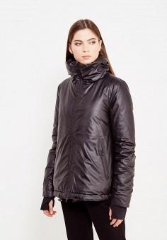 Пуховик, Bosideng, цвет: черный. Артикул: BO026EWVBC63. Женская одежда / Верхняя одежда / Пуховики и зимние куртки
