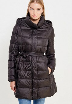 Пуховик, Boss Orange, цвет: черный. Артикул: BO456EWTQF46. Премиум / Одежда / Верхняя одежда / Пуховики и зимние куртки
