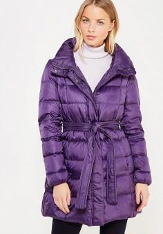 Пуховик, Boss Orange, цвет: фиолетовый. Артикул: BO456EWTQF47. Премиум / Одежда / Верхняя одежда / Пуховики и зимние куртки
