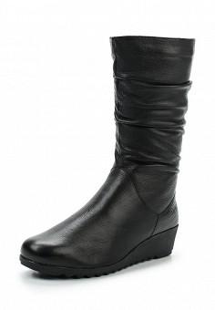 Сапоги, Caprice, цвет: черный. Артикул: CA107AWUCZ24. Женская обувь / Сапоги / Сапоги