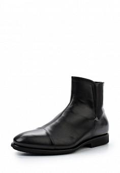 Ботинки, Fabi, цвет: черный. Артикул: FA075AMUSD04. Мужская обувь / Ботинки и сапоги