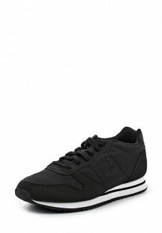 Кроссовки, Le Coq Sportif, цвет: черный. Артикул: LE004AWPWO64. Женская обувь / Кроссовки и кеды / Кроссовки