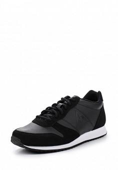 Кроссовки, Le Coq Sportif, цвет: черный. Артикул: LE004AWVWM30. Женская обувь / Кроссовки и кеды / Кроссовки
