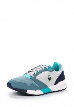 Кроссовки, Le Coq Sportif, цвет: голубой. Артикул: LE004AWVWM39. Женская обувь / Кроссовки и кеды / Кроссовки