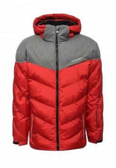 Куртка утепленная, Modis, цвет: красный. Артикул: MO044EMYCU17. Мужская одежда / Верхняя одежда / Пуховики и зимние куртки