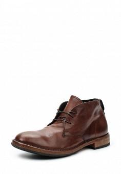 Ботинки, Moma, цвет: коричневый. Артикул: MO714AMUFP74. Мужская обувь / Ботинки и сапоги
