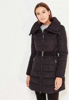 Пуховик, Colin's, цвет: черный. Артикул: MP002XW1AIOM. Женская одежда / Верхняя одежда / Пуховики и зимние куртки