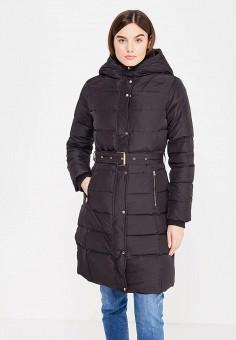 Пуховик, Colin's, цвет: черный. Артикул: MP002XW1ASCO. Женская одежда / Верхняя одежда / Пуховики и зимние куртки