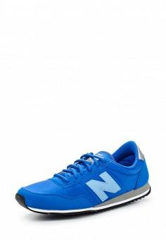 Кроссовки, New Balance, цвет: синий. Артикул: NE007AUPEC70. Женская обувь / Кроссовки и кеды / Кроссовки