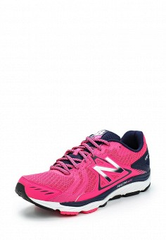 Кроссовки, New Balance, цвет: розовый. Артикул: NE007AWUNX11. Женская обувь / Кроссовки и кеды / Кроссовки
