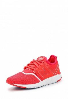 Кроссовки, New Balance, цвет: коралловый. Артикул: NE007AWUNX24. Женская обувь / Кроссовки и кеды / Кроссовки