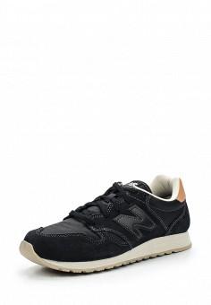 Кроссовки, New Balance, цвет: черный. Артикул: NE007AWUNZ30. Женская обувь / Кроссовки и кеды / Кроссовки