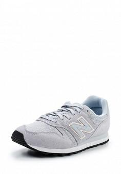 Кроссовки, New Balance, цвет: серый. Артикул: NE007AWUNZ44. Женская обувь / Кроссовки и кеды / Кроссовки