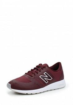Кроссовки, New Balance, цвет: бордовый. Артикул: NE007AWUNZ87. Женская обувь / Кроссовки и кеды / Кроссовки
