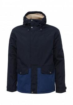 Куртка утепленная, Regatta, цвет: синий. Артикул: RE036EMWNA53. Мужская одежда / Верхняя одежда / Пуховики и зимние куртки