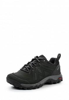Ботинки трекинговые, Salomon, цвет: черный. Артикул: SA007AMUHK48. Мужская обувь / Ботинки и сапоги