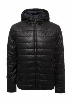 Куртка утепленная, Sela, цвет: черный. Артикул: SE001EMUSB56. Мужская одежда / Верхняя одежда / Пуховики и зимние куртки
