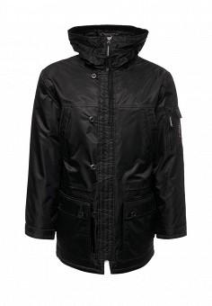 Парка, Tenson, цвет: черный. Артикул: TE948EMXMB60. Мужская одежда / Верхняя одежда / Пуховики и зимние куртки