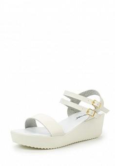 Босоножки, Topway, цвет: белый. Артикул: TO038AWTOA31. Женская обувь / Босоножки