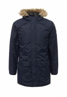 Куртка утепленная, Твое, цвет: синий. Артикул: TV001EMXXE49. Мужская одежда / Верхняя одежда / Пуховики и зимние куртки