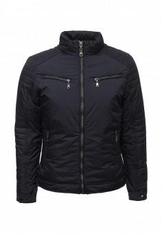 Куртка утепленная, Vanzeer, цвет: синий. Артикул: VA016EMWKJ23. Мужская одежда / Верхняя одежда / Пуховики и зимние куртки