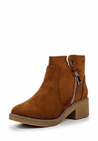 Ботильоны LOST INK ALFIE SHEARLING LINED BOOT