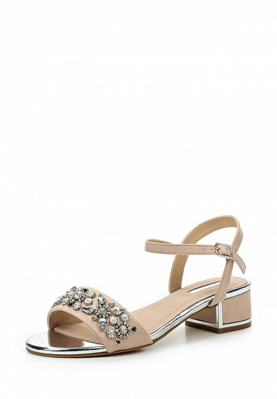 Босоножки LOST INK JEWELLED HEELED SANDAL