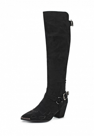 Ботфорты LOST INK TAO WESTERN STYLE KNEE HIGH BOOT