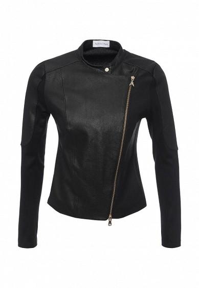 Кожаные куртки patrizia pepe biker princess демисезонное пальто женское 2016